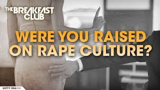 Listeners Call In To Discuss Being Raised Around The Normalcy Of Rape Culture
