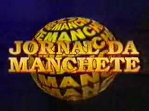 Homenagem ao Jornal da Manchete (1983-1999)