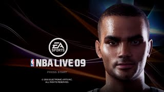NBA Live 09 - BAP MVP ,Well Rounded Player ,Created a Monster Achievements