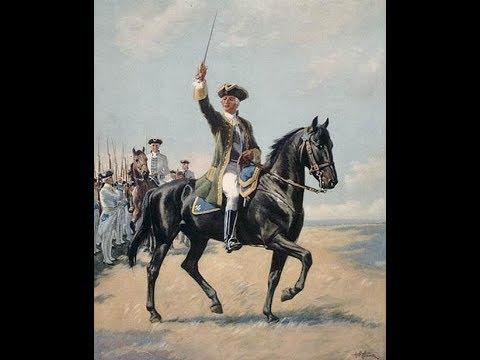 Le Marquis de Montcalm et la bataille des Plaines d'Abraham (1759)