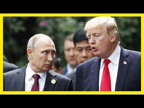 Russia: Putin Ready to Meet Trump in US