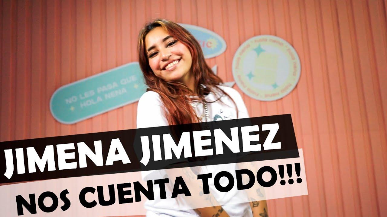 JIMENA JIMÉNEZ conoce a Charli D'amelio   Hola Nena con Mau Lopez