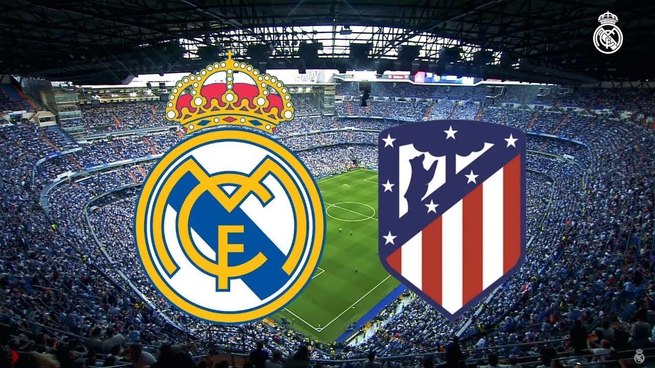 Real Madrid Vs Atlético De Madrid 0 0 Youtube