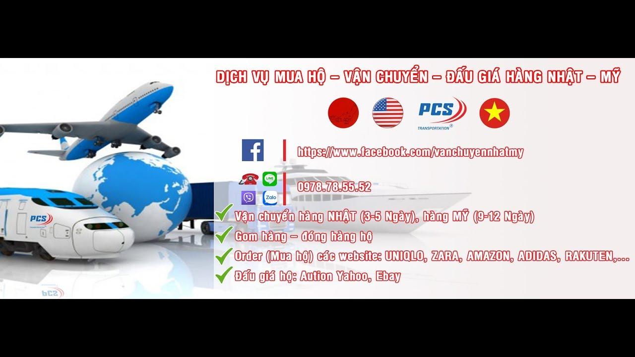 dịch vụ mua hộ, vận chuyển hàng từ Nhật, Mỹ về Việt Nam siêu tiết kiệm