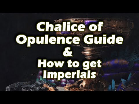Chalice Of Opulence & Imperials Guide - Season Of Opulence - Menagerie