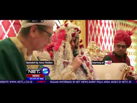 Pesona Islami Tradisi Pernikahan di Negara Muslim - NET5