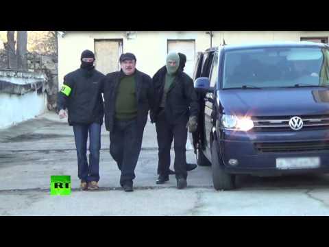 В Севастополе задержан бывший офицер ЧФ России за шпионаж в пользу Украины