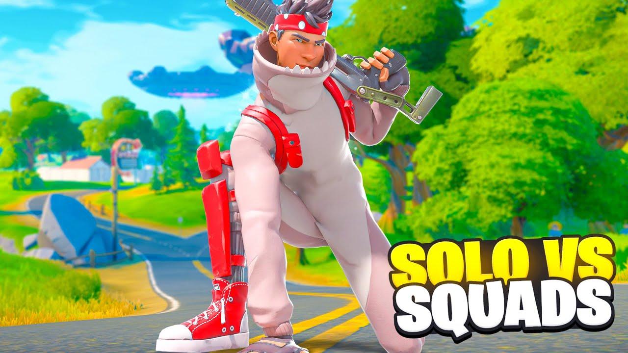 Download I am INSANE at Solo VS Squads...