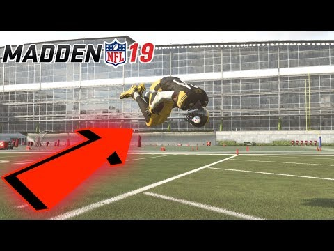 Madden 19 How To FRONT FLIP!! (EASY)