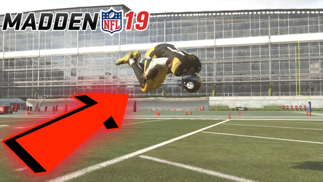 d84be2381 Madden 19 How To FRONT FLIP!! (EASY) - YouTube