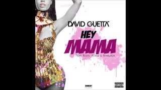 David Guetta - Hey Mama ft. Nicki Minaj, Afrojack & Bebe Rexha (Audio)