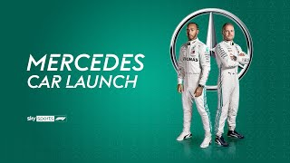 Mercedes-AMG PETRONAS reveal the new W12! | 2021 F1 Car Launch