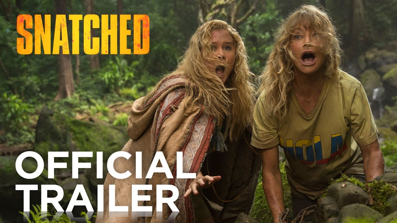 Snatched: A 2017 Movie That Wishes It Were 1997