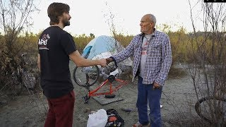 Giving the homeless a HOME!