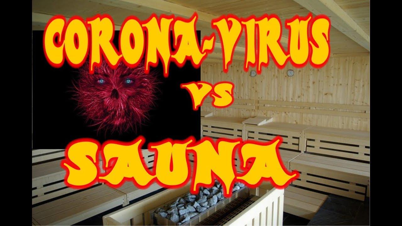Corona Virus Sauna