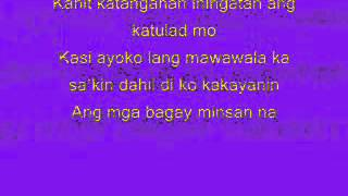 Luha By: Repablikan Official Lyrics (Only) Video