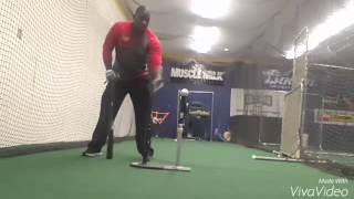 How to hit line drives routinely! - Improve Swing