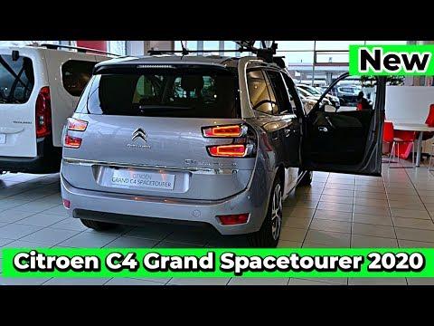 New Citroen C4 Grand Spacetourer 2020 Review Interior Exterior