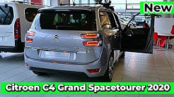 New Citroen C4 Grand Spacetourer 2020 Review Interior Exterior
