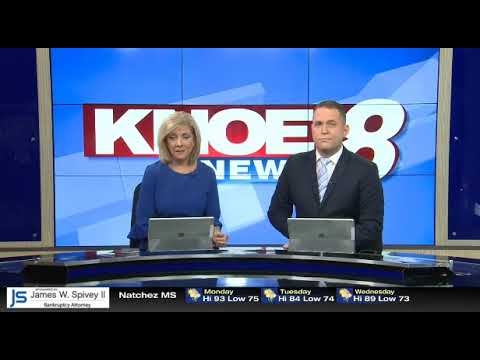 KNOE 8 News Live at 6 open (7-2-18)