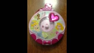 Disney Princess Play CD Player