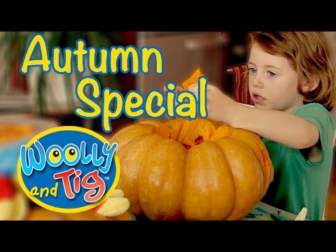 Woolly & Tig - Autumn Special Compilation