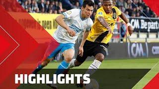 SAMENVATTING | NAC Breda - PSV