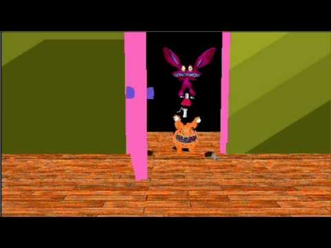 AAAHH! Real Monsters! intro remake in 3DMM