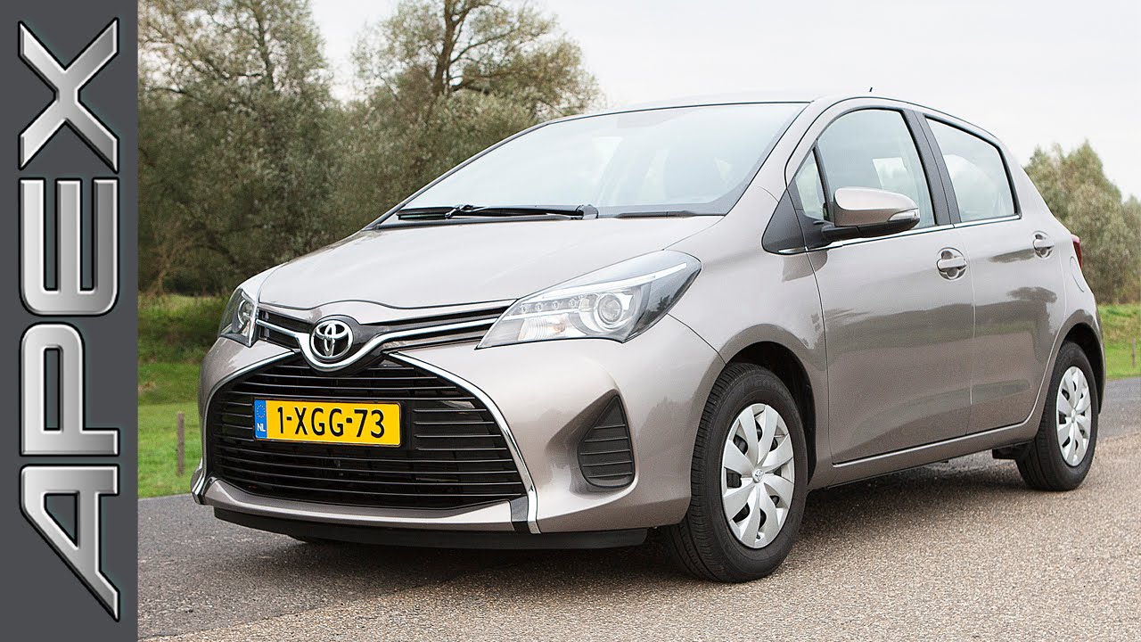 toyota yaris 1 0 lounge review english subtitles 2014 youtube. Black Bedroom Furniture Sets. Home Design Ideas