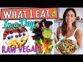 RAW VEGAN MEAL PLAN TO LOSE WEIGHT🥑