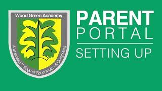 Parent Portal Setting Up