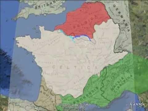 Caesar Gallic War 1.1