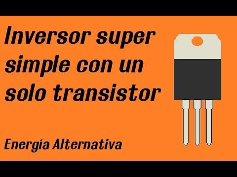 Como hacer un inversor de corriente casero de 9 a 220 volt - Inversor de corriente ...
