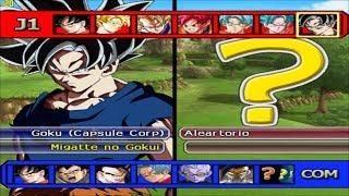 Dragon Ball Z Budokai Tenkaichi 3 AF Latino CHEATADOS  - Gameplay del Suscriptor #1 MODS PS2