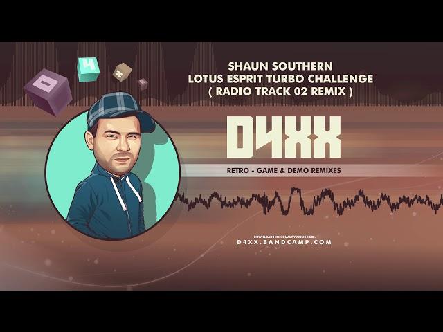 Shaun Southern - Lotus Esprit Turbo Challenge (Radio Track 02 Remix)
