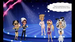 Moviestarplanet - When I'm Gone (Eminem)
