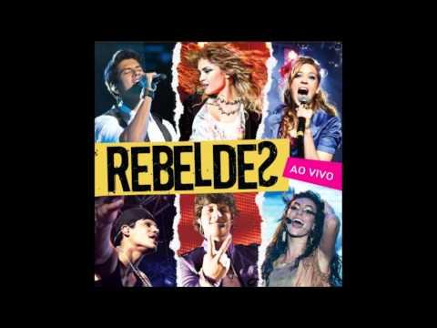 CD Rebeldes Ao Vivo Completo