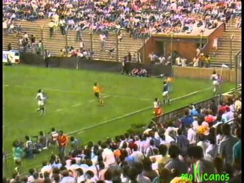 1987 - Argentina v Australia - Oct 31 - 1er Test Match M