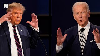 Trump-Tied Law Firms Shower Biden With Donations
