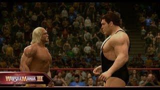 wWE 2K14: 30 Years Of WrestleMania Trailer