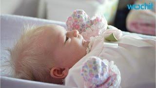 Ryan Gosling Shows Photos Of His Newborn On 'Ellen'