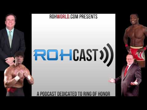 ROHCast: Charlie Haas 'Toot Toot' Theme