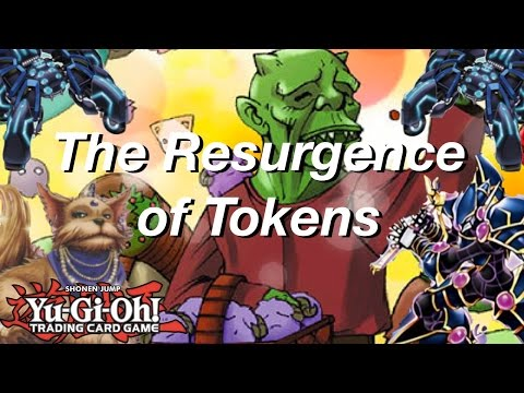 Yu-Gi-Oh! The Resurgence of Tokens For Link Summoning!