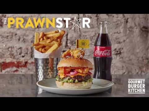GBK - The Prawn Star