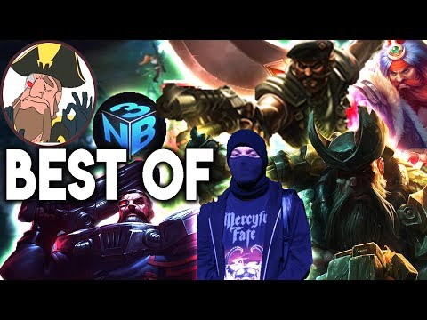 Tobias Fate - PROUD OF THE PAST THE GODPLANK! | League of Legends