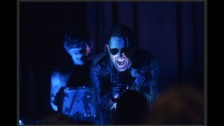 The Nine Inch Nails performed at the old Roadhouse in Twin Peaks No...