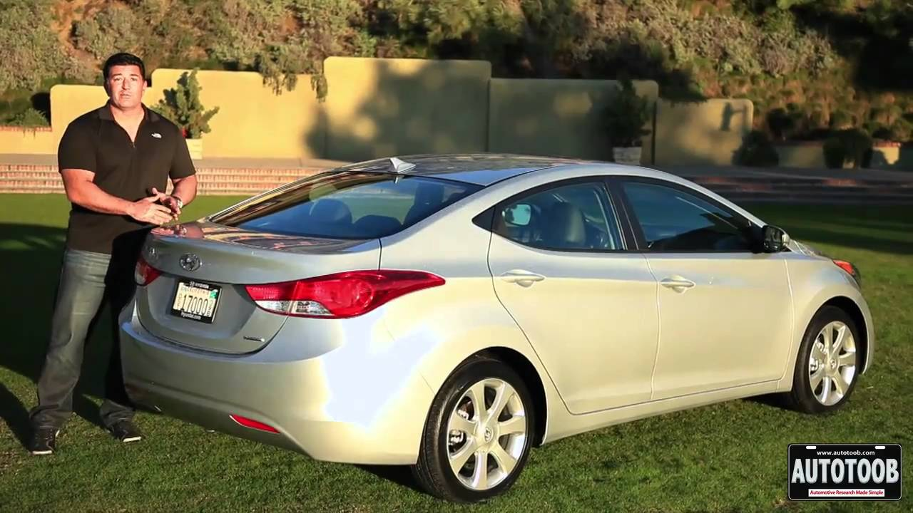 Wonderful 2011 Hyundai Elantra Review