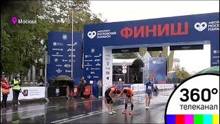 Московский марафон собрал почти 30 тысяч участников