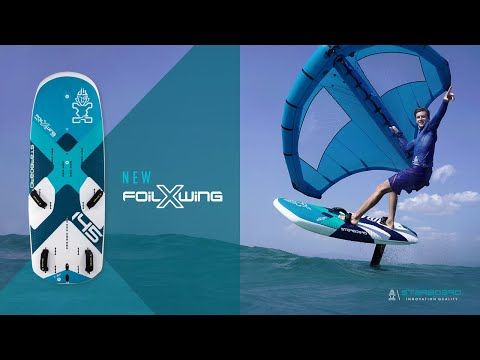 Foil X Wing: Wing or Wind 2 In 1