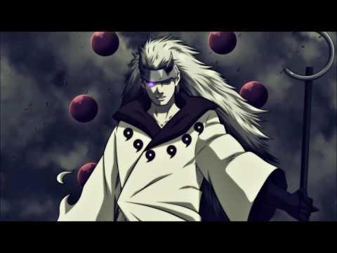 Naruto Shippuden OST -Zetsu Theme/Saviour of this World(Extended)
